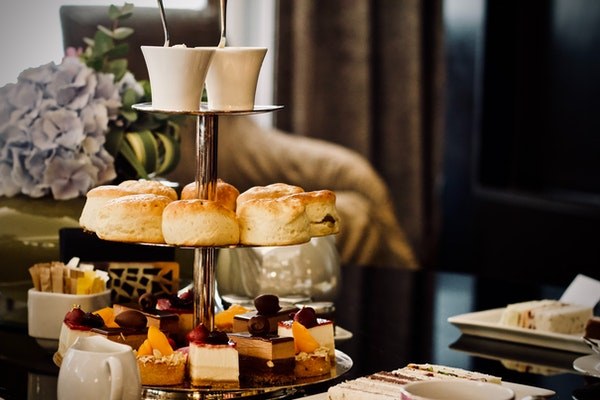 A History of Afternoon Tea in London and the UK