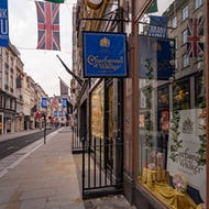 Charbonnel et Walker is one of Britains first chocolatiers and was founded on 1875