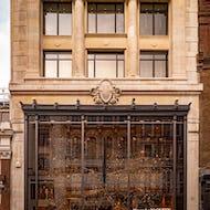 Alexander McQueen store on Old Bond Street
