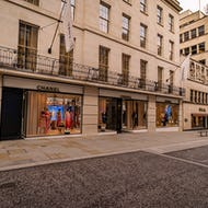 Chanel store on New Bond Street
