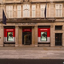 Halcyon Gallery on New Bond Street specialises in modern and contemporary art