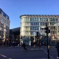 View towards Borough Market