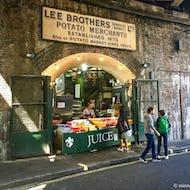 Classic Borough Market sign
