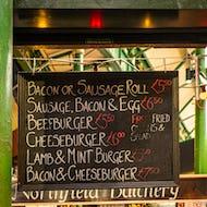 Northfield Farm burger list