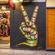 Graffiti on Brick Lane