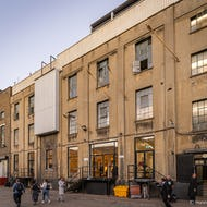 Truman Brewery buildings host events such as London Design Week