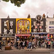 Unique stores in Camden Town