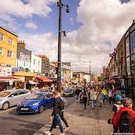 Camden Town crowds
