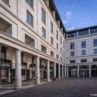 Buildings surrounding Covent Garden Market