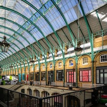 Covent Garden Market from the inside