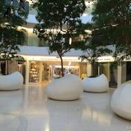 Atrium of the Design Centre