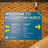 Services offered at Eccleston Yards