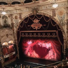 English National Opera presenting the Nutcracker at the London Coliseum