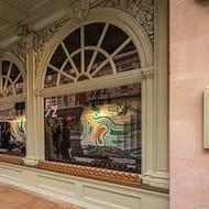 Fortnum & Mason window display