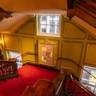 Fortnum & Mason staircase