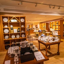 Ceramics at Fortnum & Mason