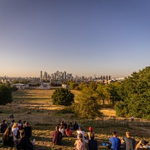 Greenwich Park has some of the best views over London