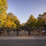 Greenwich Park gate