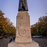 James Wolfe monument