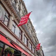 Hamleys storefront on Regent Street
