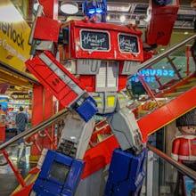 Hamleys transformer