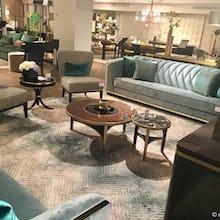 Furniture sets at Harrods