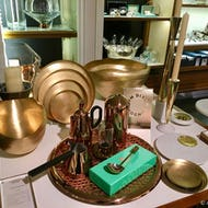 Home and lifestyle items at Harrods