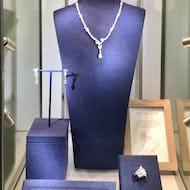 Jewelry at Harrods