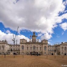 Horse Guards Parade grounds