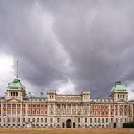 Old Admiralty Building next to Horse Guard Parade grounds
