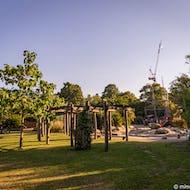 Diana Memorial Playground in Kensington Gardens