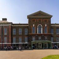 Close-up of Kensington Palace