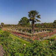 The Sunken Garden and Princess Diana Memorial Garden