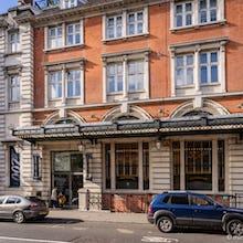 London Film Museum entrance