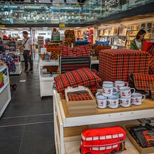 London Transport Museum gift shop