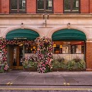 The Ivy Cafe on Marylebone Lane