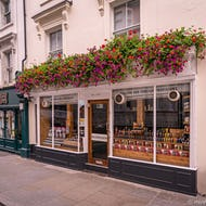 Paul Rothe & Son Delicatessen shop on Marylebone Lane