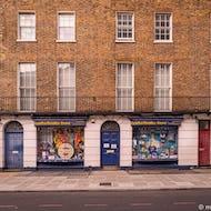 London Beatles Store on Baker Street