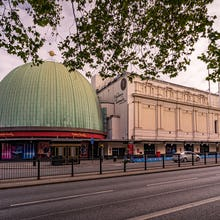 Madame Tussauds on Marylebone Road