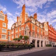 Chiltern Firehouse is a 5-star hotel in Marylebone