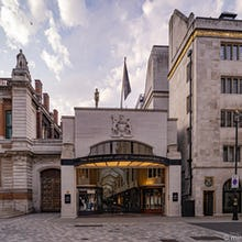 Entrance to Burlington Arcade