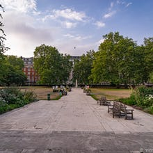 Grosvenor Square in Mayfair