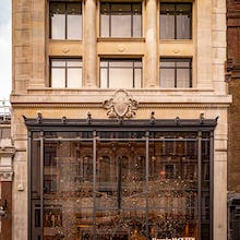 Alexander McQueen store on Old Bond Street