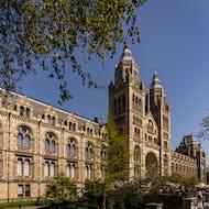 Natural History Museum queues