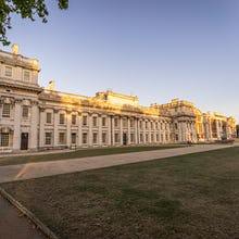 Old Royal Naval College buildings