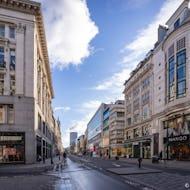 Oxford Street view towards Tottenham Court Road