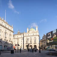 Regent Street starts from Piccadilly Circus