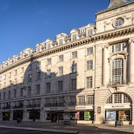 South end of the Regent Street