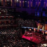 Royal Albert Hall during a concert