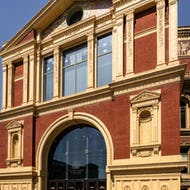 South entrance to Royal Albert Hall